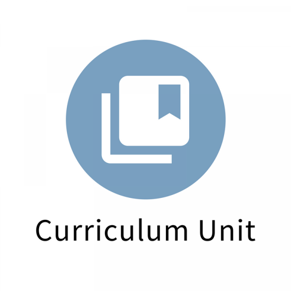 Curriculum unit publication