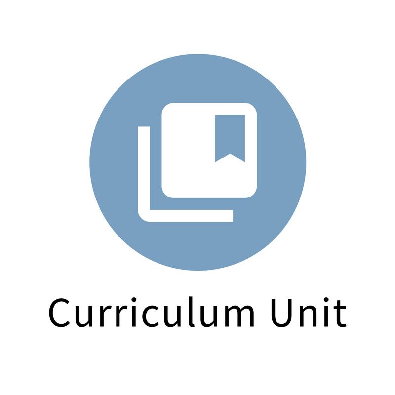 Curriculum unit publication