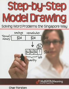 Step by Step Model Drawing book cover