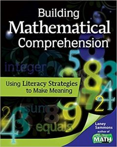 Book Cover for Building Mathematical Comprehension