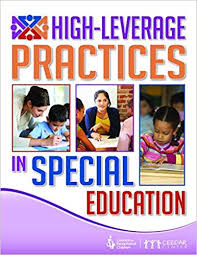 Cover High-Leverage Practices in Special Education