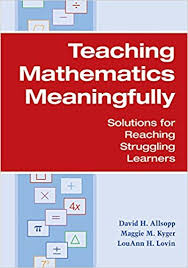Teaching Mathematics Meaningfully