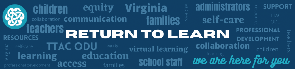 Return to Learn banner